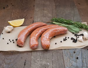 Merguez Lamb Sausage (Frozen)- Code#: MP079