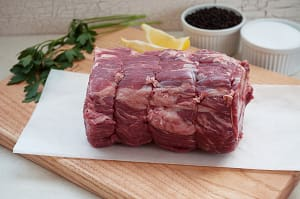 100% Grass-Fed Baron of Beef Roast - LIMITED AVAILABILITY (Frozen)- Code#: MP1013
