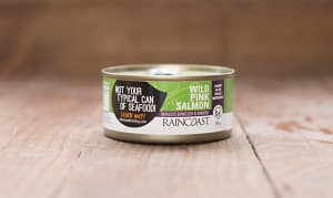Canned Smoked Pink Salmon- Code#: MP113
