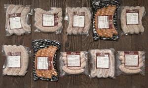 Father's Day Sausage Pack (Frozen)- Code#: MP1850