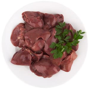 Beef Liver (Frozen)- Code#: MP3141