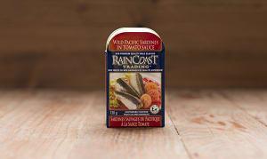 Ocean Wise Wild Pacific Sardines in Tomato Sauce- Code#: MP665