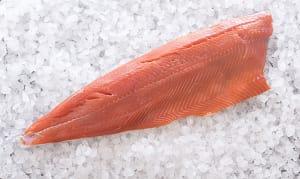 Ocean Wise & Wild Coho Salmon - Whole Side (Frozen)- Code#: MP695