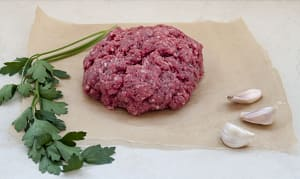 Grass Fed/Grass Finished Lean Ground Beef (Frozen)- Code#: MP730