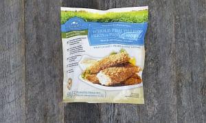 Breaded Whole Fish Fillets (Frozen)- Code#: MP3296