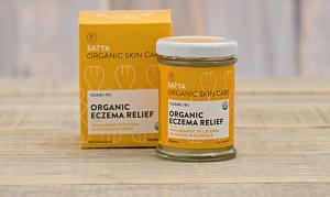 Organic Satya Org. Eczema Relief 50ml- Code#: PC0181