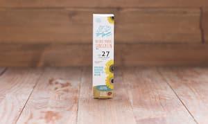 Organic Adult Sunscreen Spray SPF27- Code#: PC0128