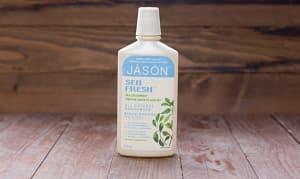 Sea Fresh Spearmint Mouthwash- Code#: PC0175