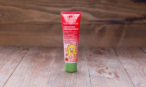 Strawberry Toothpaste- Code#: PC0179