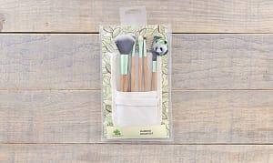 Bamboo Makeup Brush Kit- Code#: PC0476