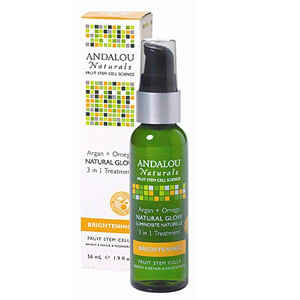 Argan + Omega Natural Glow 3 in 1 Treatment- Code#: PC1078