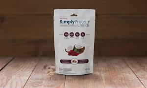 Simply Protein Crunch - Raspberry, Coconut- Code#: PC1595