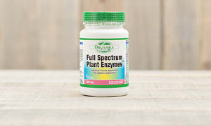Full Spectrum Plant Enzymes - 500mg- Code#: PC1871