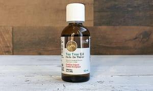 Organic Tea Tree oil, Essential Oils- Code#: PC3119