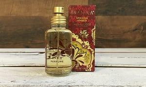 Spanish Amber Spray Perfume- Code#: PC3142