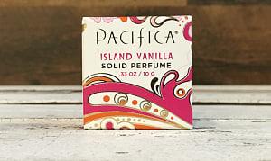 Island Vanilla Solid Prerfume, Cosmetics- Code#: PC3148