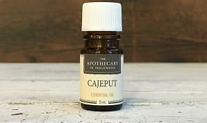 Organic Cajeput, Essential Oil- Code#: PC3161
