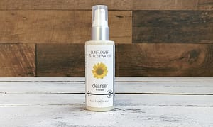 Sunflower Rosewater Cleanser- Code#: PC3166