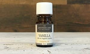 Organic Vanilla, Essential Oil- Code#: PC3981