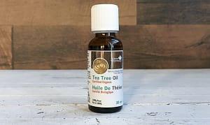 Organic Tea Tree Oil- Code#: PC812