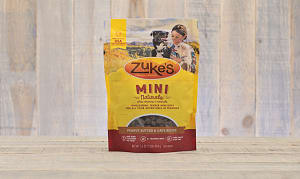 Peanut Butter & Oats Mini Naturals- Code#: PD0170
