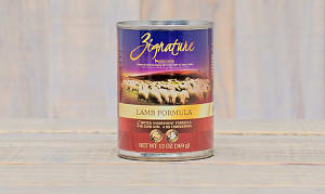 Lamb Canned Dog Food- Code#: PD0200