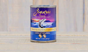 Trout & Salmon Canned Dog Food- Code#: PD0202