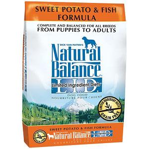 Limited Ingredient Diet - Fish & Sweet Potato Dog Formula- Code#: PD024