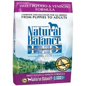 Limited Ingredient Diet - Venison & Sweet Potato Dog Formula- Code#: PD025