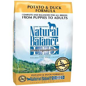 Limited Ingredient Diet - Duck & Potato Dog Formula- Code#: PD026