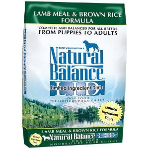 Limited Ingredient Diet - Lamb & Brown Rice Dog Formula- Code#: PD027
