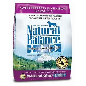 Limited Ingredient Diet - Venison & Sweet Potato Dog Formula- Code#: PD032