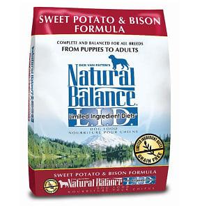 Limited Ingredient Diet - Bison & Sweet Potato Dog Formula- Code#: PD035