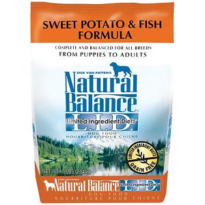 Limited Ingredient Diet - Fish & Sweet Potato Dog Formula- Code#: PD038
