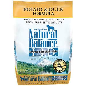 Limited Ingredient Diet - Duck & Potato Dog Formula- Code#: PD039