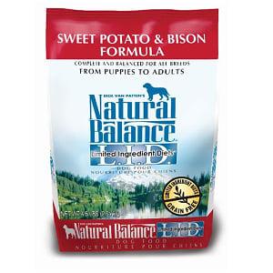Limited Ingredient Diet - Bison & Sweet Potato Dog Formula- Code#: PD041
