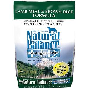 Limited Ingredient Diet - Lamb & Brown Rice Dog Formula- Code#: PD043