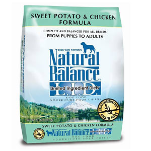 Limited Ingredient Diet - Chicken & Sweet Potato Dog Formula- Code#: PD044