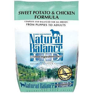 Limited Ingredient Diet - Chicken & Sweet Potato Dog Formula- Code#: PD046