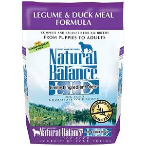 Limited Ingredient Diet - Legume & Duck Dog Formula- Code#: PD060