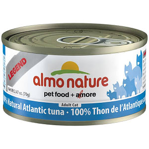 Atlantic Tuna Cat Food- Code#: PD070
