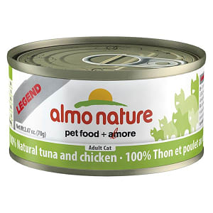 Tuna & Chicken Cat Food- Code#: PD074