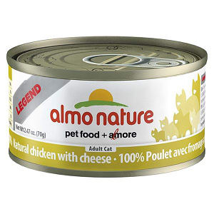 Chicken & Cheese Cat Food- Code#: PD081