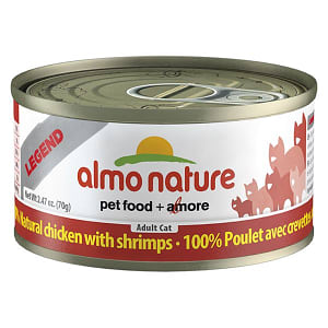 Chicken & Shrimp Cat Food- Code#: PD084