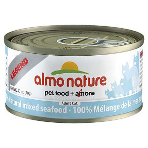 Mixed Seafood Cat Food- Code#: PD089