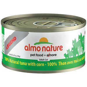 Tuna & Corn Cat Food- Code#: PD102