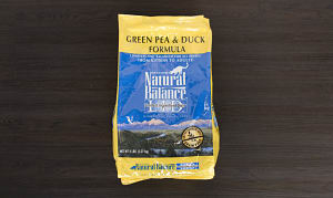 Natural Balance Duck/Pea Cat Food- Code#: PE022