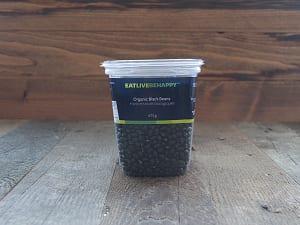Organic Black Beans- Code#: PL005