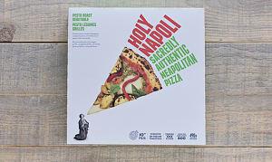 Pesto Roast Vegetable Pizza (Frozen)- Code#: PM0306