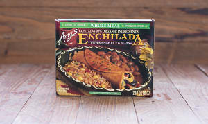 Organic Enchilada with Spanish Rice and Beans (Frozen)- Code#: PM219